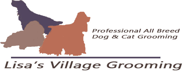 Lisa's Village Grooming Logo